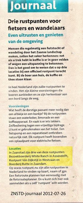2012-07-26 ZNSTD rustpunt voor wandelaars bij boerderij Rutte